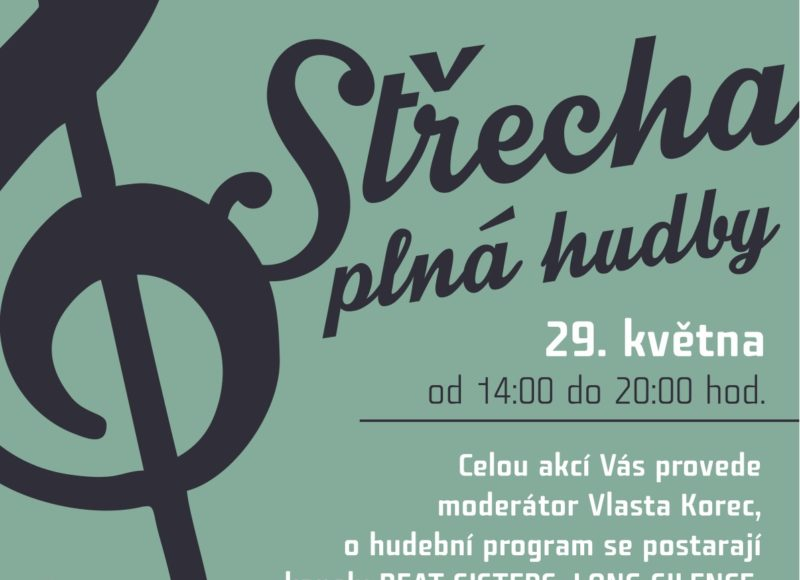 Střecha plná hudby – Praha – Modřany